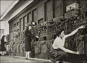 http://computer-enthusiast.com/was-eniac-is-the-first-computer.html